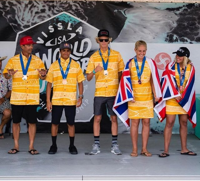 ISA Junior Worlds 2018