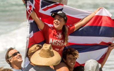 NSSA Nationals 2017 Open Women Champion