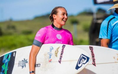 A 2nd Place finish at WSL 2017 Junior Worlds in Kiama
